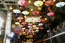 老上海风情美食街