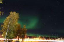【北极光首都·费尔班克斯(Fairbanks)】         能与大自然的奇观相遇是一种缘分。