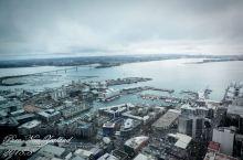 新西兰奥克兰市景色,鸟岛,伊甸山火山口,传教湾!