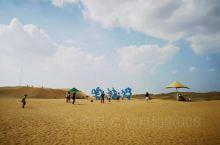 达拉特旗响沙湾沙漠,内蒙古的5A景区哈