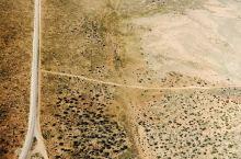 空中看到的 科罗拉多大峡谷