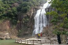 风景很美,瀑布壮观!