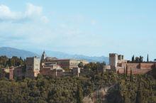 西班牙旅行|阿尔拜辛区,守候阿尔罕布拉宫的黄昏,是我在西班牙最难忘的时光......以致于第一天明明