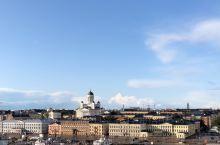 遇到一道彩虹 在告别芬兰之时