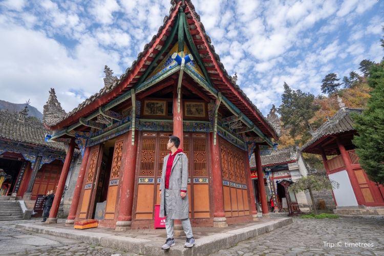 Zhang Liang Temple4