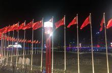 奥帆中心的夜景