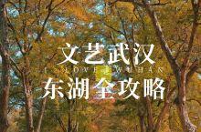 武汉文艺小资路线 ▏只需0元,一起去东湖景区赏秋!  自由行来到一座城市绝对会给自己留出
