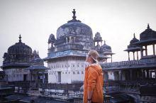 世界遗产贾汉吉尔宫(Jahangir Mahal),当年番王为了迎接大皇帝贾汉吉尔花了7年时间建造。