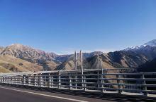 果子沟大桥,开过去近看还是挺震撼的