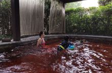 杭州冬天泡温泉的首选,近啊。