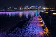 乌海湖灯光秀