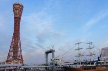 迷人的神户港