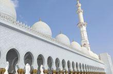 世界最奢华的清真寺, 谢赫扎耶德清真寺
