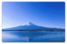 在携程预订到秀峰阁湖月酒店处于河口湖观赏富士山的绝佳位置,我到达的那天下起了小雨什么都看不到,第二天