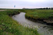 闪电河草原的河!