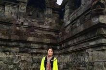 婆罗浮屠 真的很壮观