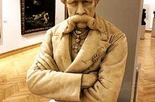 """贝尔格莱德【国家博物馆】  了解一个国家最好的地方就是""""国家博物馆"""",贝尔格莱德的国家博物馆,在共"""