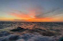 从皮皮岛返程普吉岛11个小时的船程 皮皮岛
