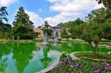 奥斯曼帝国苏丹的皇宫,历尽奢华,还有漂亮的海景花园