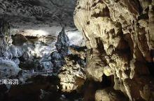 天宫洞 如天宫般美丽的钟乳石洞,很有些仙境的意味哦
