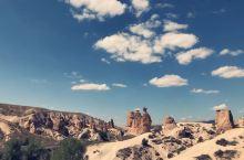 骆驼形状的小山