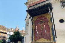 西班牙巴洛克的瑰宝,神圣萨尔瓦多教堂已有两千多年的历史,是塞维利亚的第二重要的教堂,也是欧洲最漂亮的