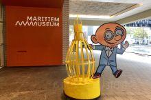 这家海事博物馆除了展览外,如果英文还可以有两个互动体验一定要体验一下。一个是作为实习生体验了海上钻井