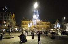 灯火阑珊——阿姆斯特丹的周末格外的美丽