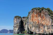 快乐的攀牙湾一日游,景气太美了。
