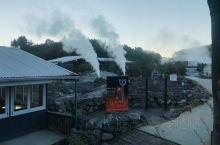 来新西兰 鲁托鲁瓦泡温泉的小伙伴可以来Hell's gate spa 泡温泉,带有地质景观可以参观,