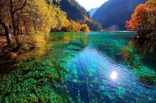 五彩斑斓,灵动的水