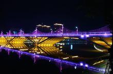 乐昌武江桥夜景