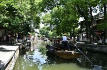 上海青浦朱家角古镇