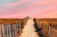 """在日不落海湾欣赏日落 以前看书的时候,对一句话非常有印象:""""人在忧郁的时候,就会变得很喜欢黄昏。""""虽"""