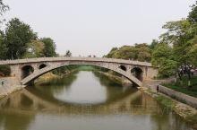 打卡赵州桥。