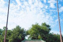《在大北京的东岳庙赏云》