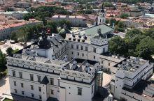 让国旗高高飘扬         ——立陶宛 格季米纳斯塔楼           这个八角型的塔楼是中