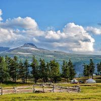 特勒吉国家公园图片