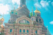 来吧圣彼得堡 好美