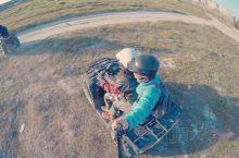 ATV也算是卡帕多西亚格雷梅这边的特色体验,格雷梅小镇上有很多出租ATV的,你可以租一天沿这里经典的