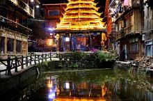 肇兴侗寨的日与夜 作为上一年的春晚分会场,这里少了许多热闹,多了几分宁静。游客没那么多更好的贴近当地