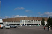 赫尔辛基奥林匹克体育场