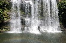 揭阳黄满寨瀑布,拍到了彩虹,开心