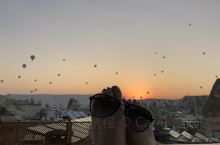 天然的露天博物馆,星球大战取景地点,在卡帕多奇亚四天三晚,第一天在热气球上看热气球,第二天在suns