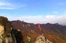 天桥沟森林公园 玉泉顶