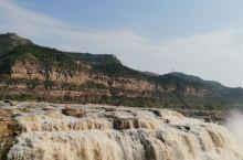 20191019日,六点四十从西安永宁门出发,经过四个多小时的颠簸,到达了壶口瀑布,现在水量虽然很小