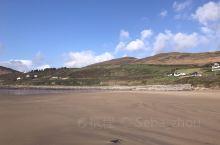 Inch beach因什海滩,在离丁格尔小镇不远的地方。 因什海滩在当地小有名气,有非常开阔的视野,