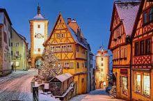 嘿,讲真的,德国浪漫之路上的罗腾堡真的非常棒!如果想感受一下原汁原味的中世纪欧洲小镇生活,不妨到罗腾