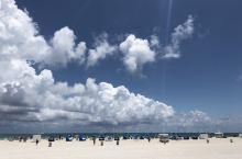 迈阿密的海滩 迈阿密的热