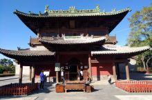 朔州·山西   崇福寺  崇福寺是国际家级文物保护单位,初建于唐,现存建筑为辽金时期遗存,主要有山门